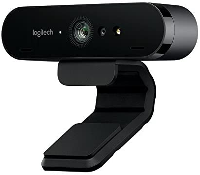 Logitech Pro Webcam - Web camera - color - 4096 x 2160